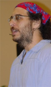 Talented dance caller Seth Tepfer